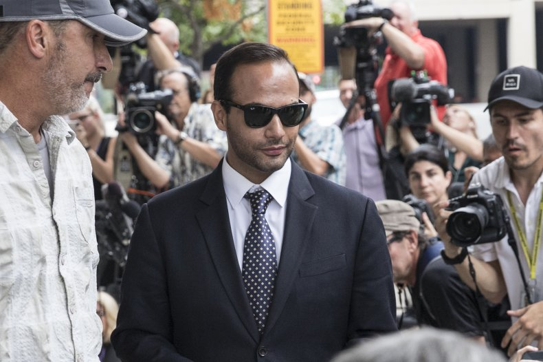 George Papadopoulos pardoned