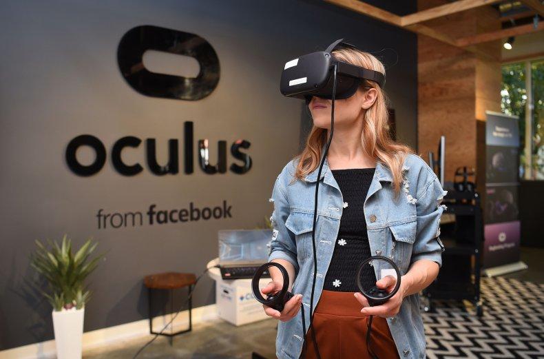 Oculus form FB