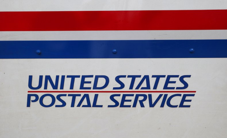 U.S. Postal Service USPS logo August 2020