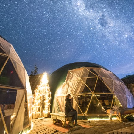 Uncharted Eco Camp Patagonia