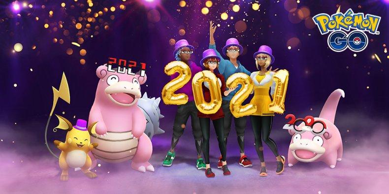 pokemon go new year event 2021