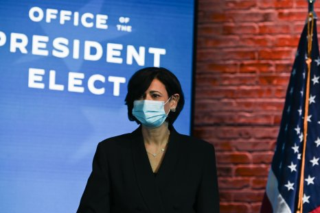 Rochelle Walensky Incoming CDC Director