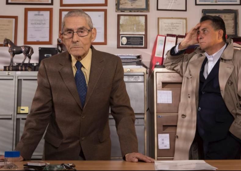 #87. The Mole Agent (tie)