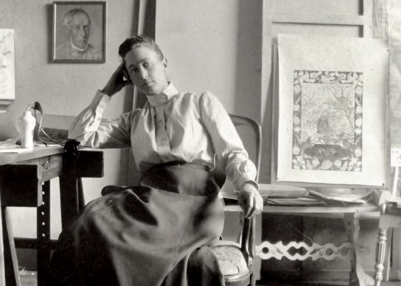 #79. Beyond The Visible: Hilma af Klint (tie)