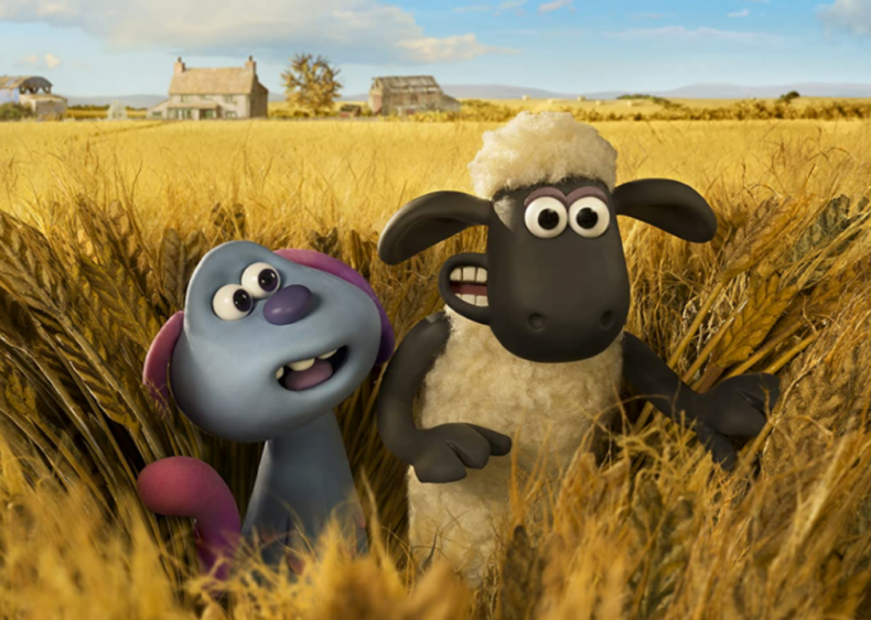 #65. A Shaun the Sheep Movie: Farmageddon