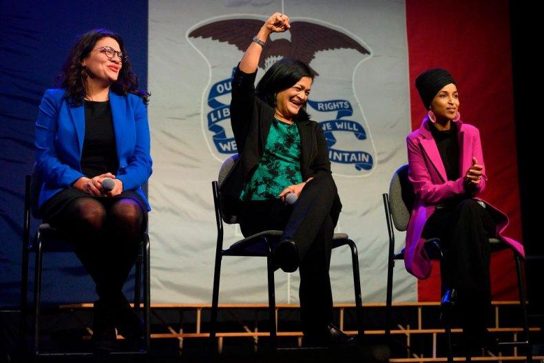 Progressive lawmakers