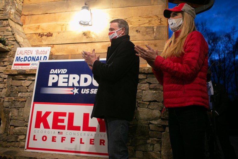 Perdue and Loeffler