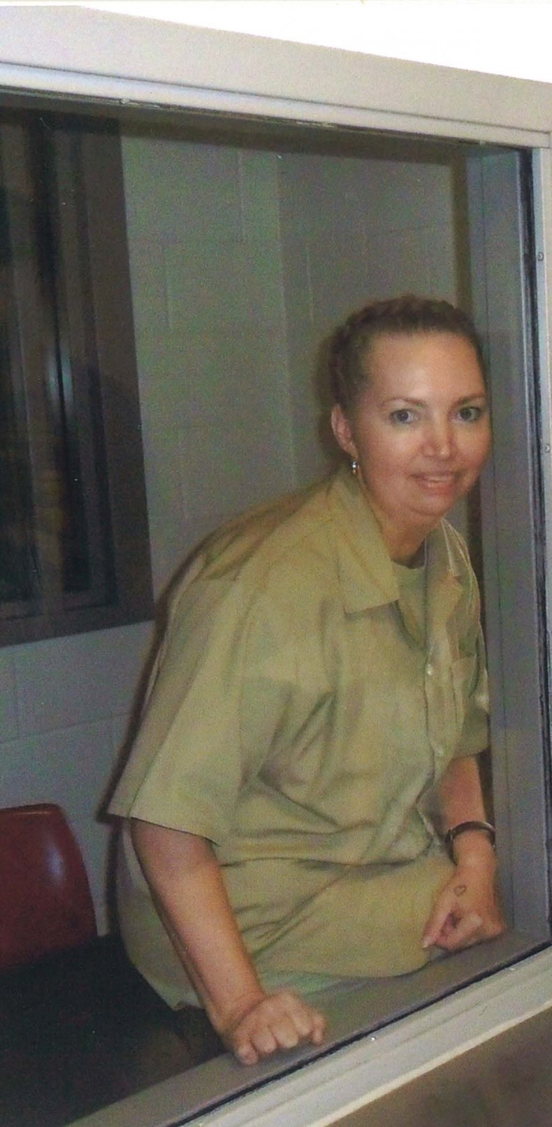 Lisa Montgomery in prison