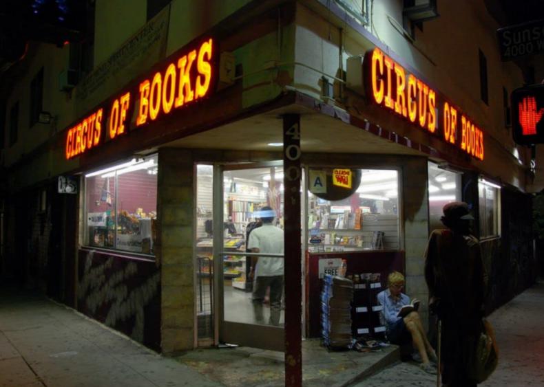 #64. Circus of Books