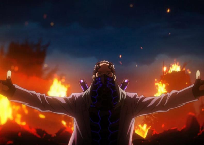 #8. My Hero Academia: Heroes Rising