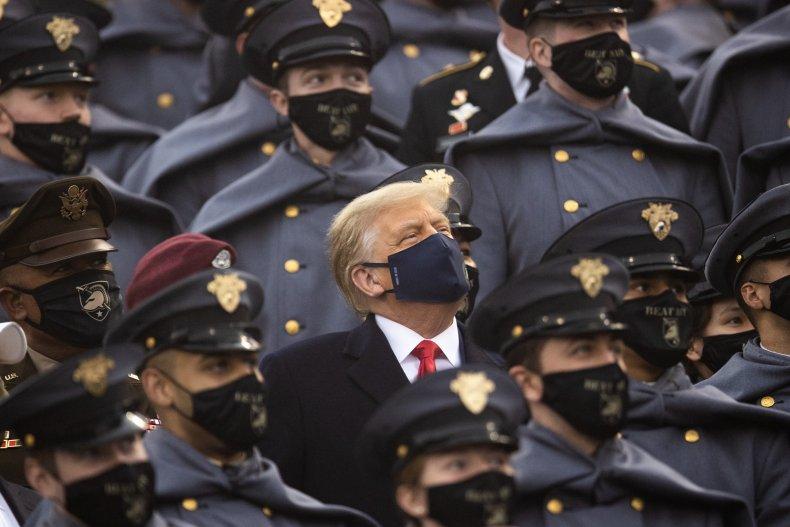 trump military 2020 martial law