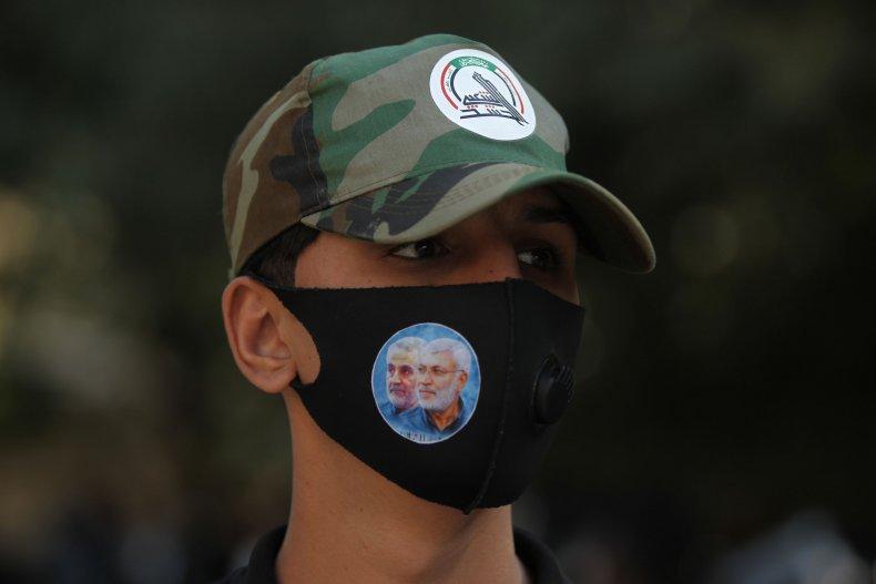 Iraq visit for Iran's Soleimani successor Ghaani