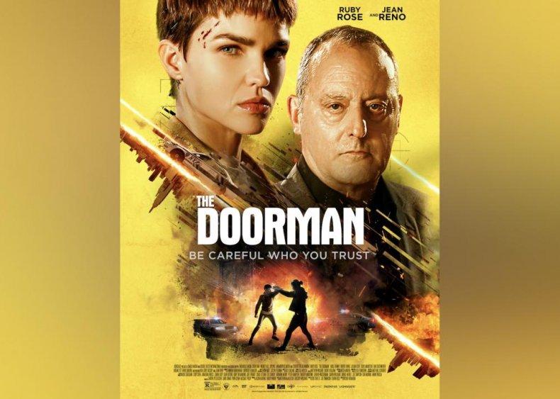 #24. The Doorman