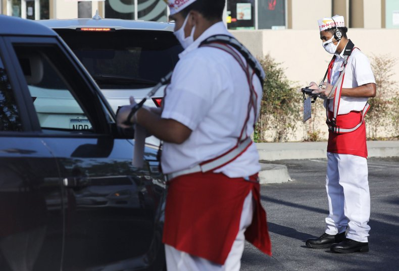 In-N-Out Burger COVID-19 Outbreaks in Colorado