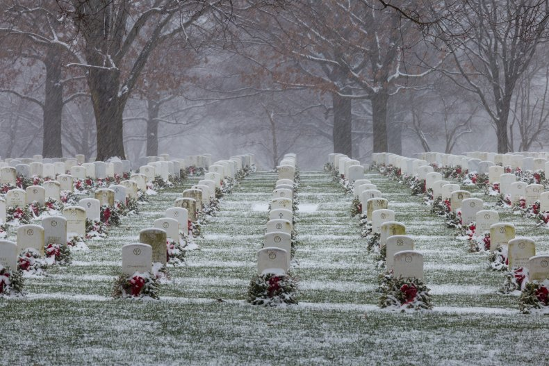 Boy Abandoned at Cemetery on Christmas