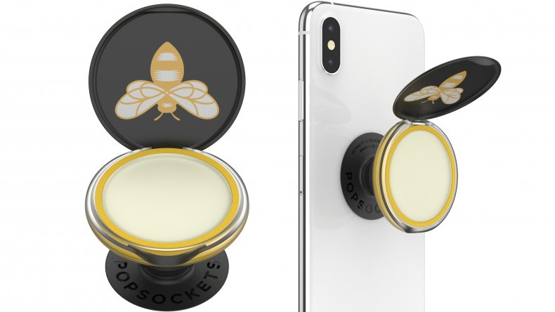 PopGrip Lips Burt's Bees Collection PopSockets