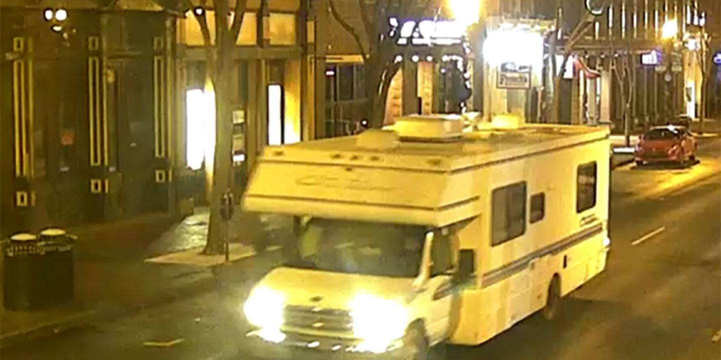 Nashville RV from Police handout