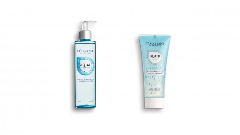 Aqua Réotier Water Gel Cleanser L'Occitane