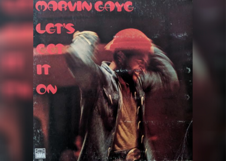 #98. 'Let's Get It On' by Marvin Gaye
