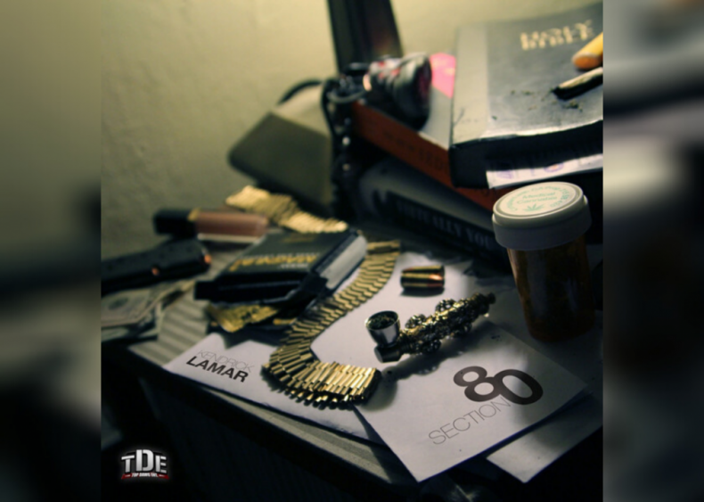 #95. 'Section.80' by Kendrick Lamar