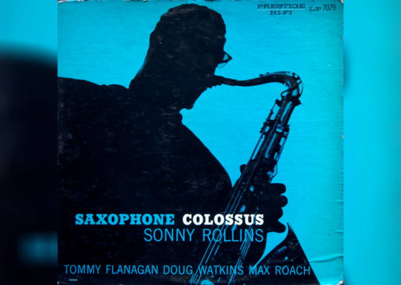 #93. 'Saxophone Colossus' by Sonny Rollins