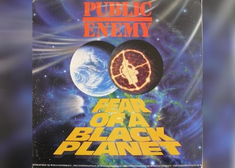 #92. 'Fear Of A Black Planet' by Public Enemy