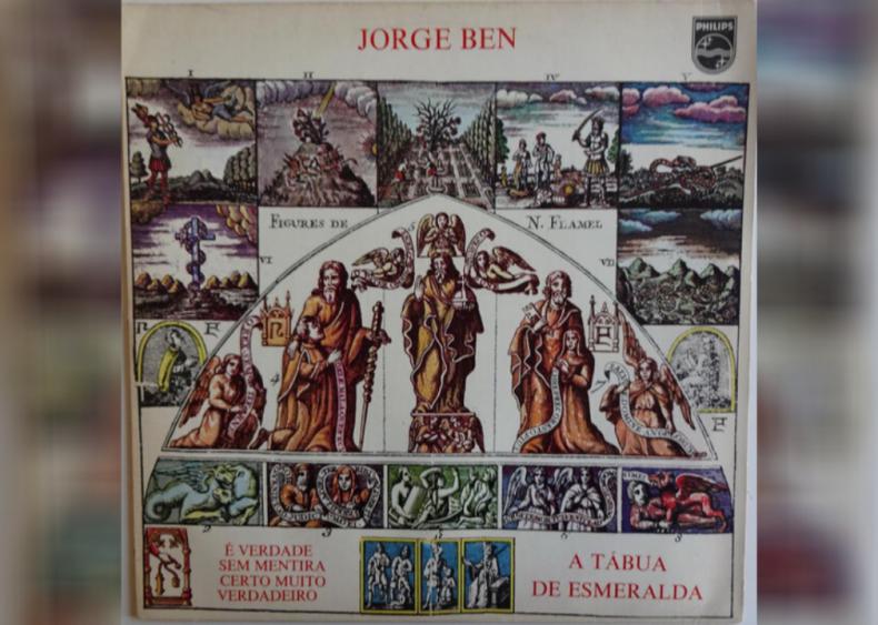 #90. 'A Tábua De Esmeralda' by Jorge Ben