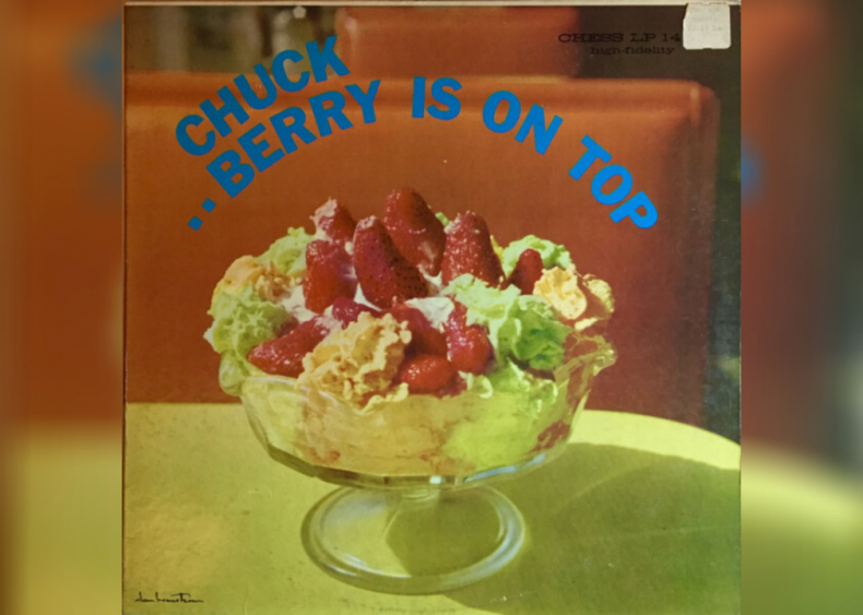 #89. 'Chuck Berry Is On Top' by Chuck Berry