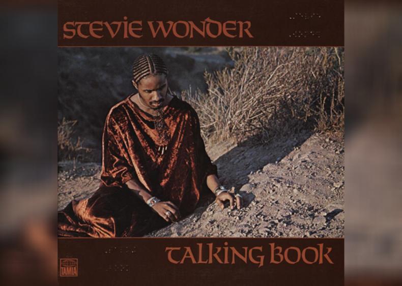 #86. 'Talking Book' by Stevie Wonder