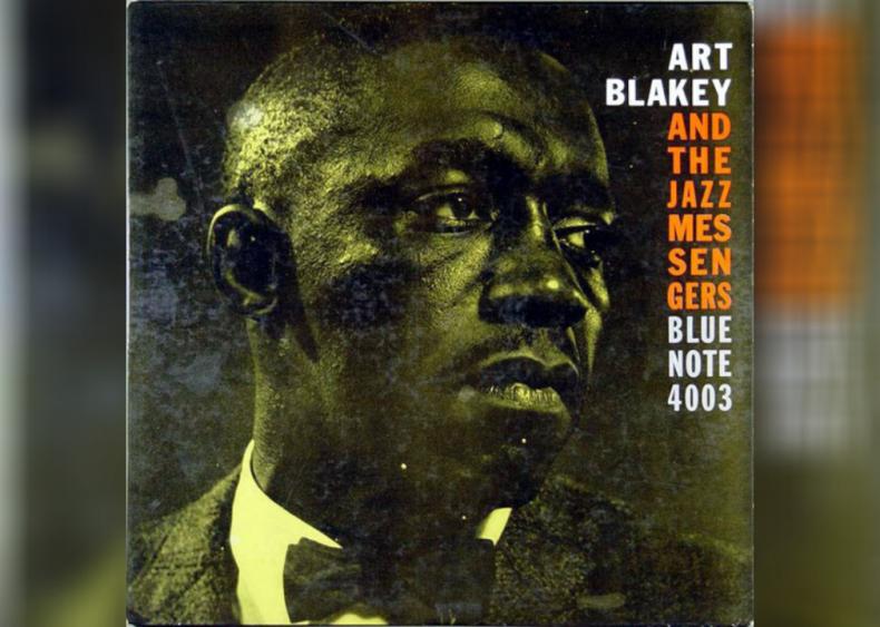 #84. 'Moanin'' by Art Blakey & The Jazz Messengers