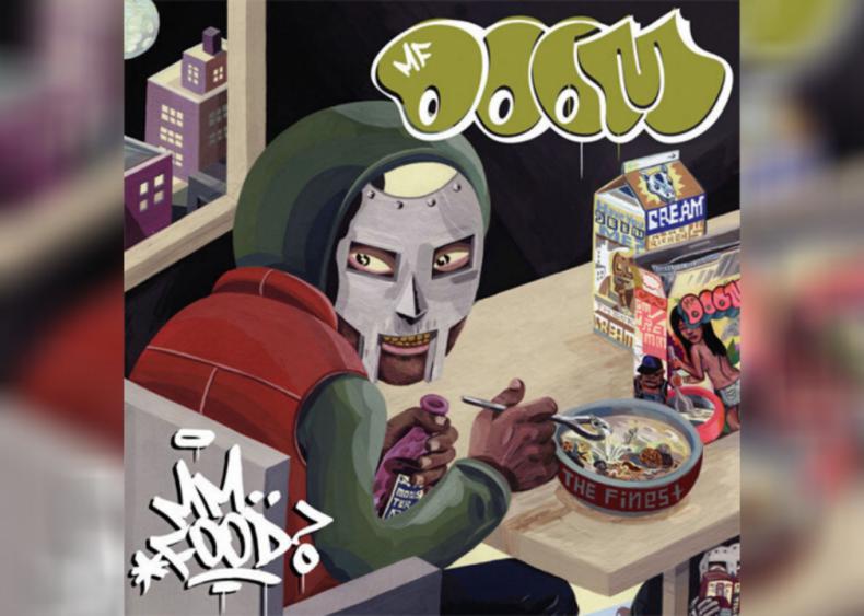 #81. 'Mm.. Food' by MF DOOM