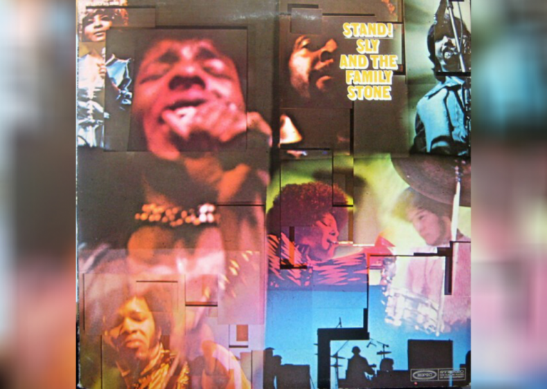 #79. 'Stand!' by Sly & The Family Stone