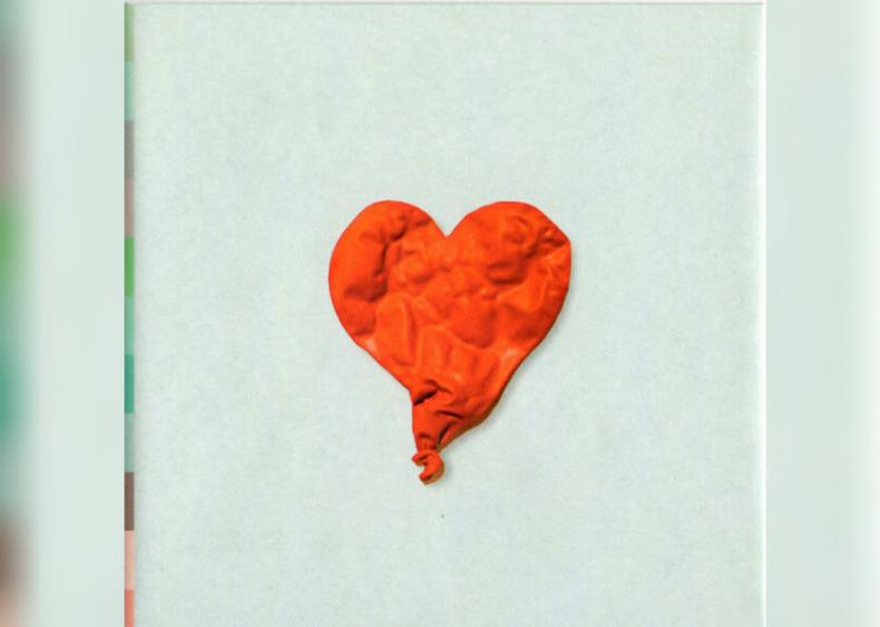 #78. '808s & Heartbreak' by Kanye West