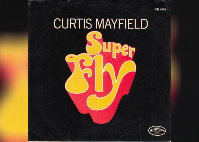 #76. 'Super Fly' by Curtis Mayfield