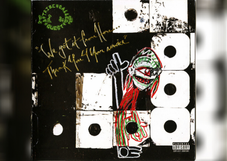 #75. 'We Got It From Here... Thank You 4 Your Service' by A Tribe Called Quest