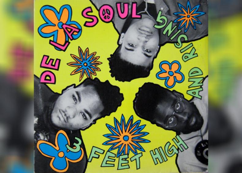 #71. '3 Feet High And Rising' by De La Soul