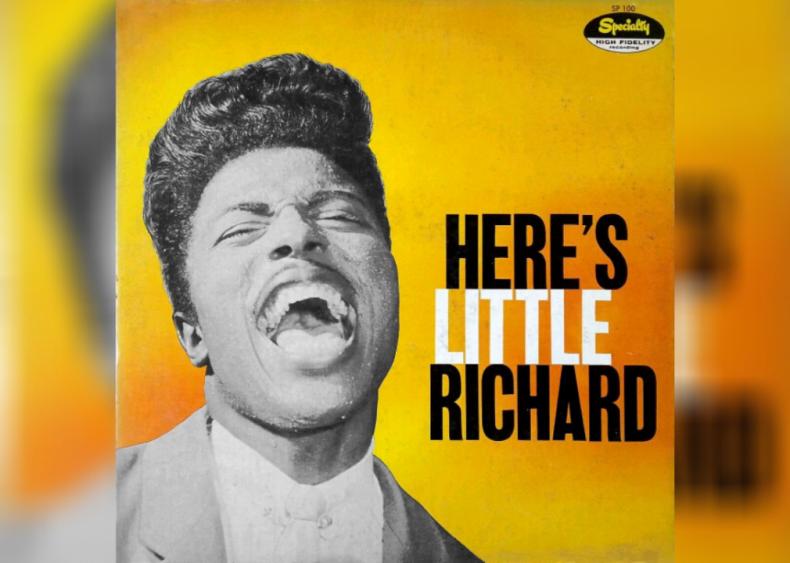 #70. 'Here's Little Richard' by Little Richard