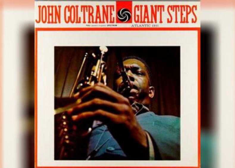 #67. 'Giant Steps' by John Coltrane