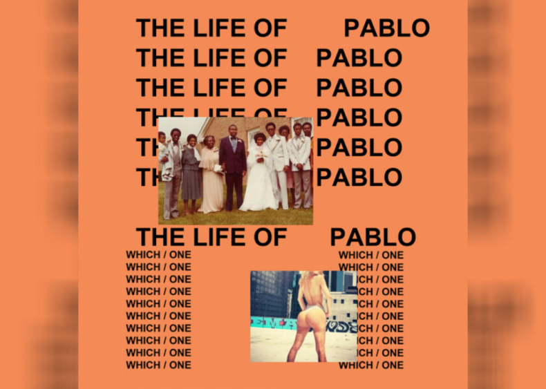 #64. 'The Life Of Pablo' by Kanye West