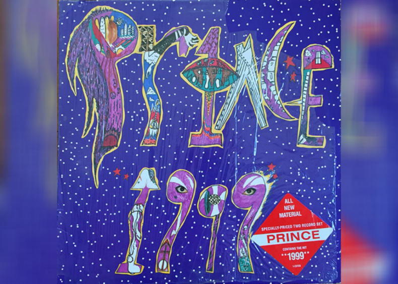 #62. '1999' by Prince