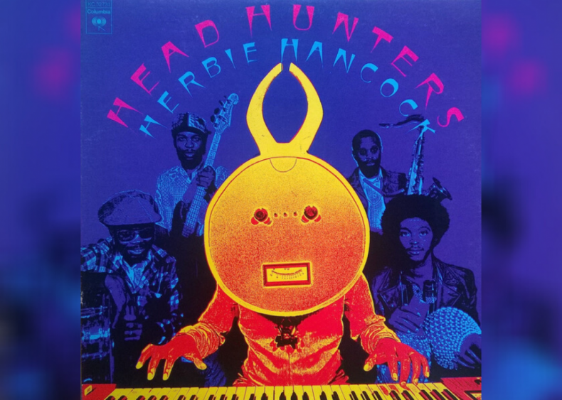 #61. 'Head Hunters' by Herbie Hancock