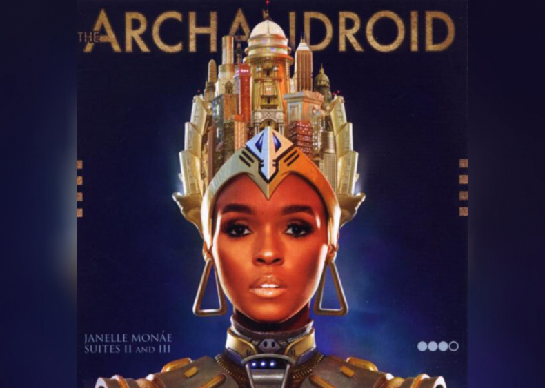 #58. 'The ArchAndroid' by Janelle Monáe