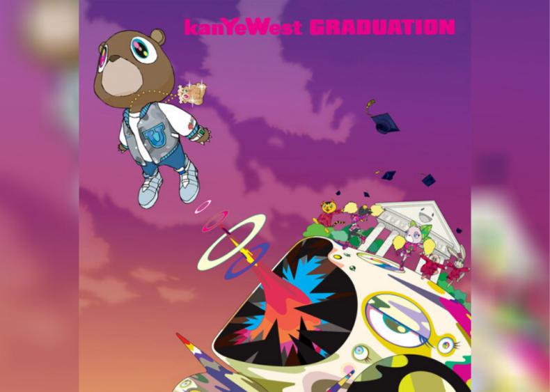#56. 'Graduation' by Kanye West