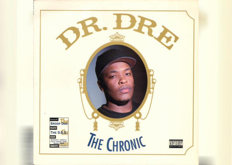 #55. 'The Chronic' by Dr. Dre