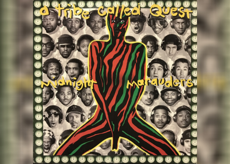 #54. 'Midnight Marauders' by A Tribe Called Quest
