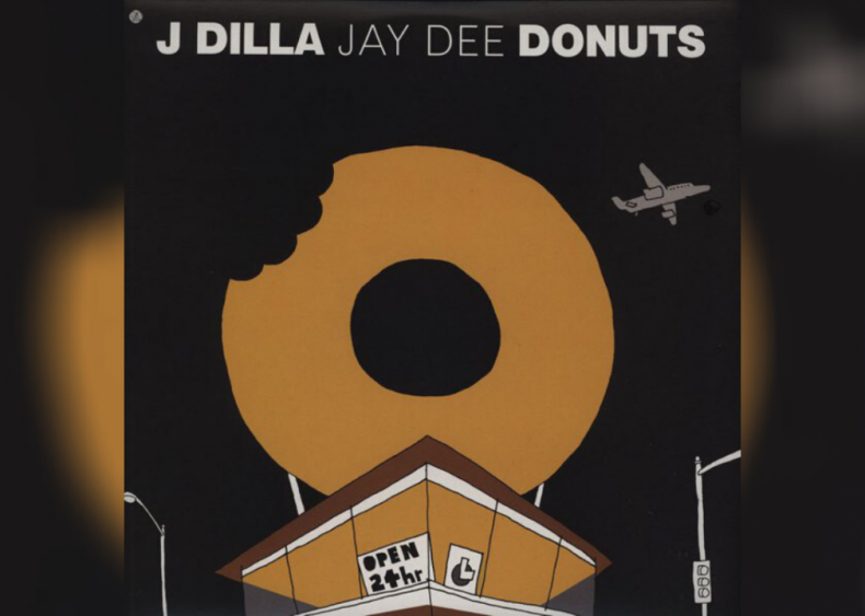#52. 'Donuts' by J Dilla