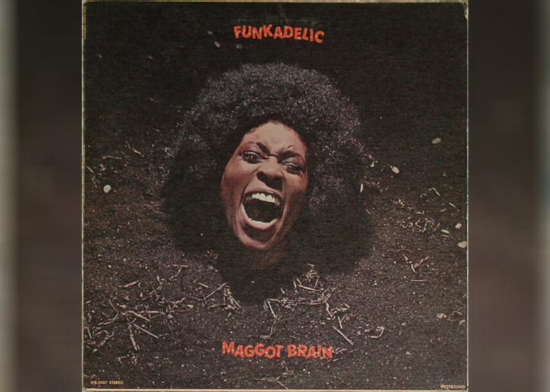 #49. 'Maggot Brain' by Funkadelic