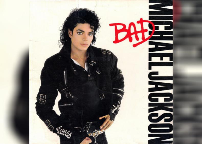 #47. 'Bad' by Michael Jackson