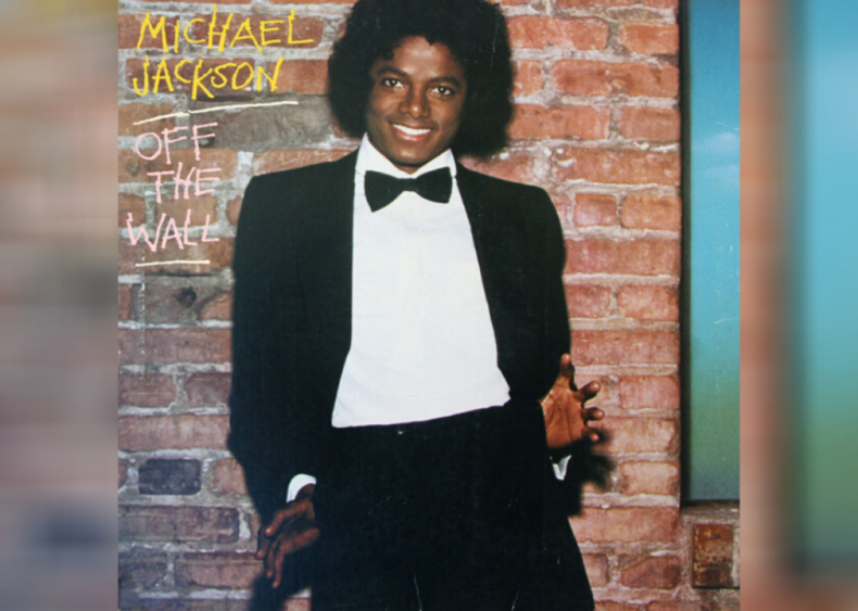 #41. 'Off The Wall' by Michael Jackson