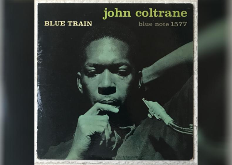 #40. 'Blue Train' by John Coltrane